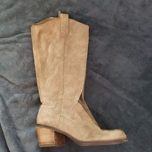 Nine West Dominga Suede Boots